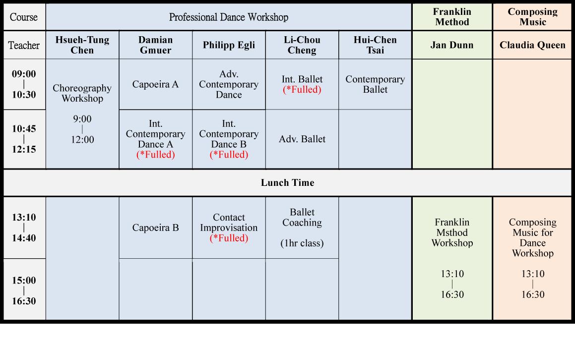 elementary school schedule templates