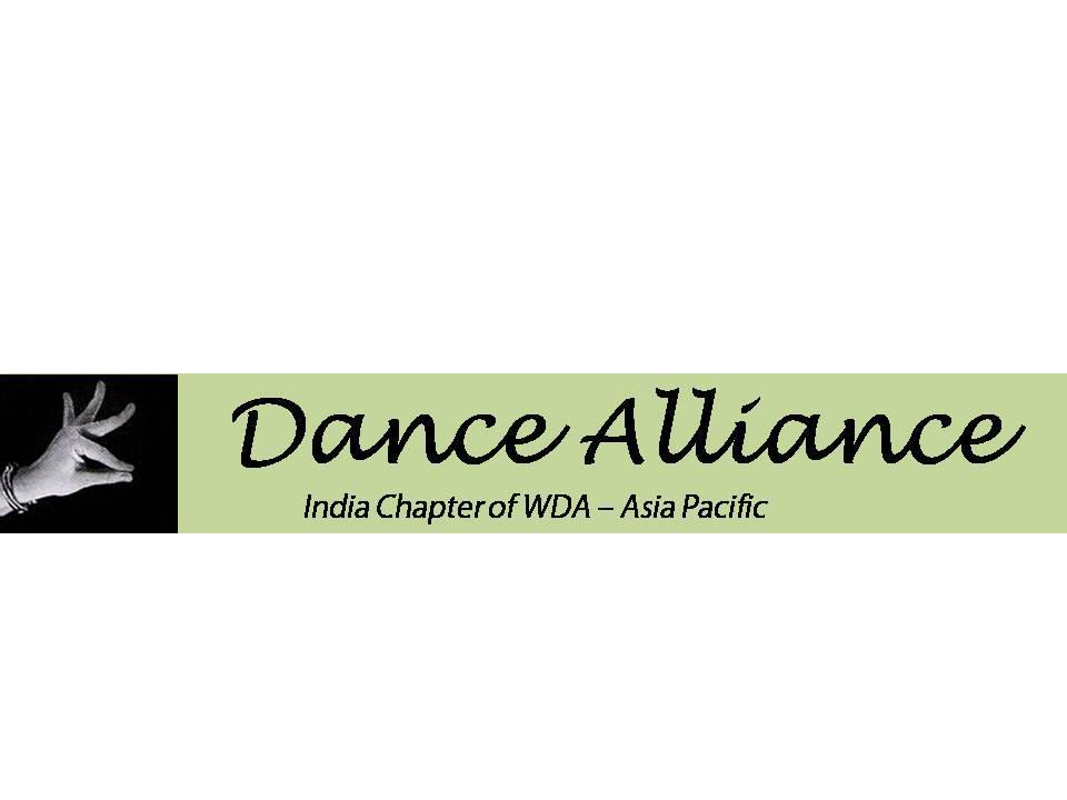 Dance Alliance India WDAAP logo.